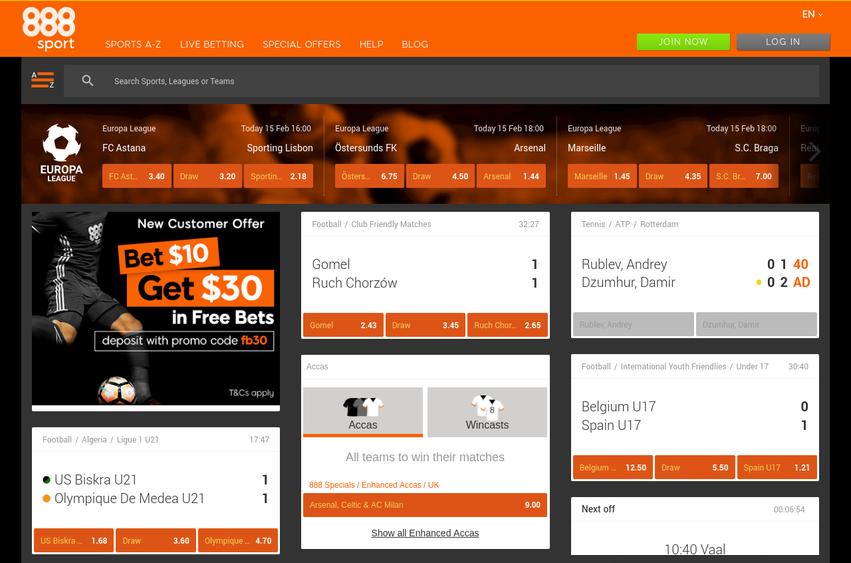 888sport web